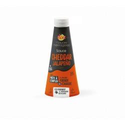 Sauce au Cheddar et Piment Jalapeno (Emballage Recyclable)