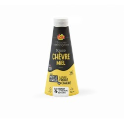 Sauce Chèvre Miel (Emballage Recyclable)