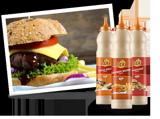 Samourai Burger